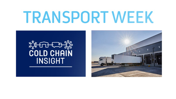 Cold Chain Federation Transport Week 2021 Innovation day Panel Discussion registration