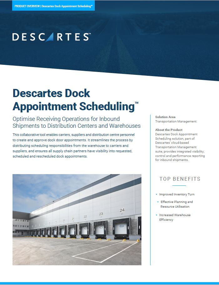 Dock_Appointment_Scheduling_Cover